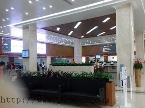 行政服务中心排队系统